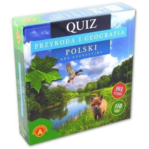 Alexander  gra quiz przyroda i geografia polski (0517) (5906018005172)