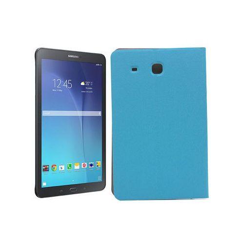 Samsung Galaxy Tab E 9.6 (T560) - etui na tablet Flex Book - niebieski, ETSM290FLBKBLU000