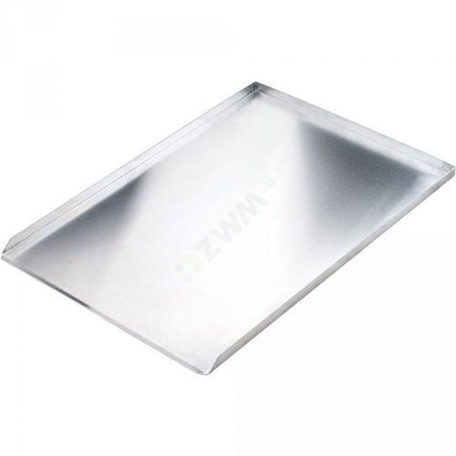 Stalgast blacha wypiekowa aluminiowa lita 3 ranty 1,5 mm (600x400) mm Stalgast