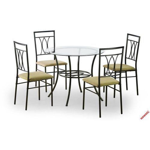 Zestaw HALMAR MERTON stół + 4 krzesła, Halmar