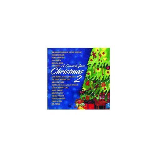 Concord Jazz Christmas 2 / Różni Wykonawcy, COJ4720.2