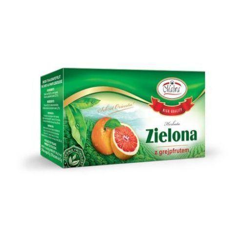 Malwa Herbata zielona z grejpfrutem ex'20