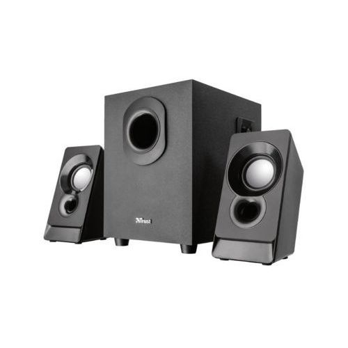 Trust TRUST Reproduktory 2.1 Argo Subwoofer Speaker Set - 21038 Darmowy odbiór w 20 miastach! (8713439210385)