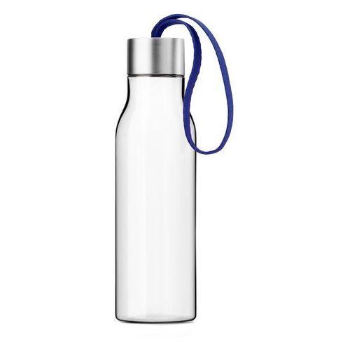 Eva solo Butelka na wodę  0.5l niebieska