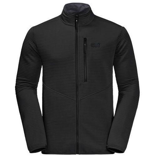 Jack wolfskin Kurtka polarowa modesto jacket men - black