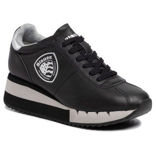 Sneakersy BLAUER - 9FCHARLOTTE02/LEA Black