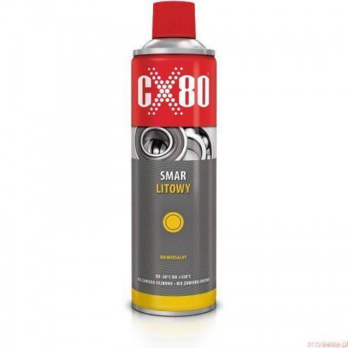 CX80 SMAR LITOWY UNIWERSALNY 500ML, CX8037