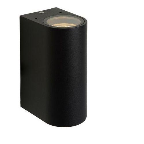 BOOGY-Kinkiet zewnętrzny 2 źródła Metal Wys.15cm (5411212271044)