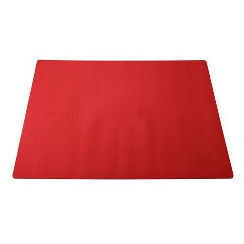 Florentyna Stolnica silikonowa rolic 61,5x42cm czerwona