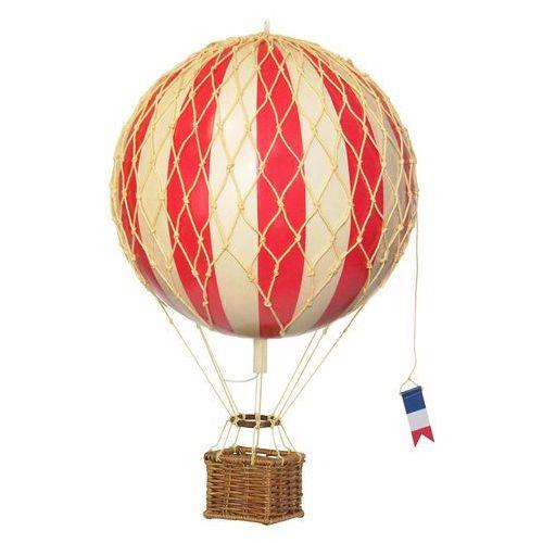 Authentic Models Balon dekoracyjny Travels Light, czerwony AP161R