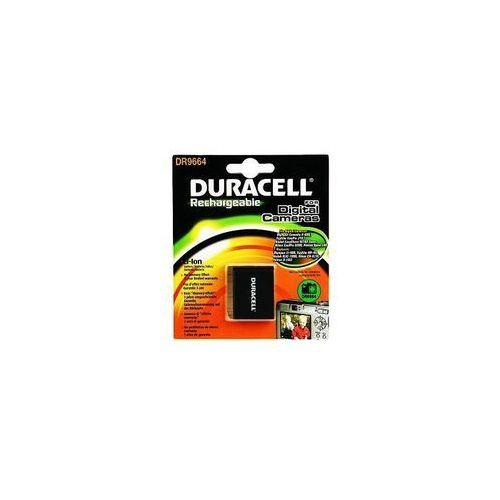Duracell Akumulator do aparatu 3.7v 630mAh DR9664 DARMOWA DOSTAWA DO 400 SALONÓW !! - sprawdź w wybranym sklepie