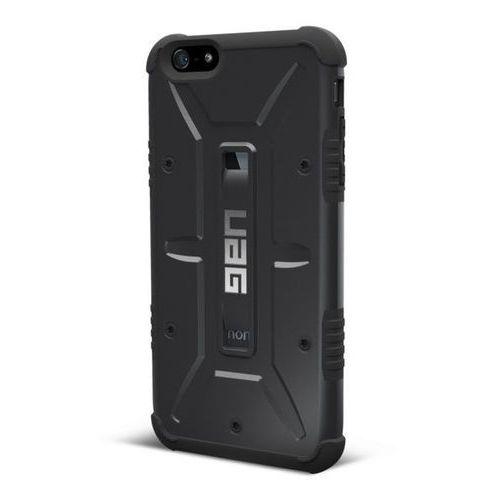 Pancerna obudowa Urban Armor Gear Folio Apple iPhone 6 Plus / 6S Plus Black - Black