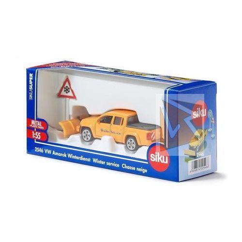 SIKU VW Amarok Serwis Zimowy (2546), 5_533307