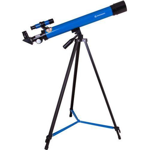 Teleskop  junior space explorer 45/600 az niebieski + darmowy transport! marki Bresser