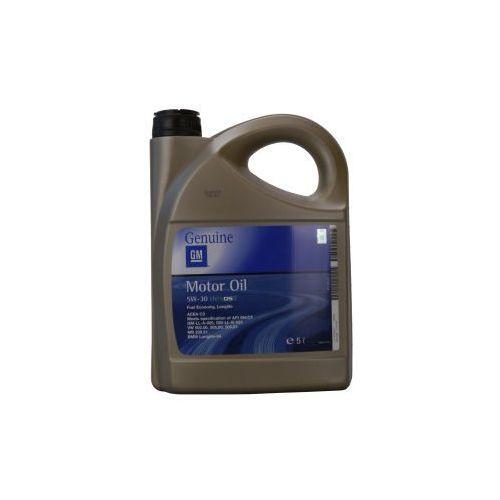 GM OPEL 5W-30 Dexos 2 Fuel Economy Longlife 5 Litr Pojemnik