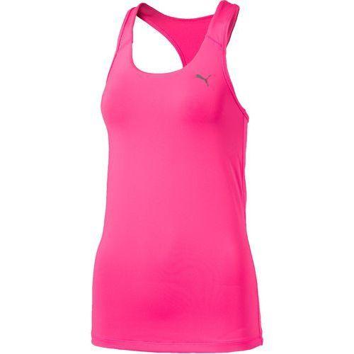Puma koszulka sportowa essential rb tank top knockout pink xs (4056207861957)