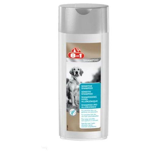 8in1 Sensitive Shampoo - Szampon do skóry wrażliwej 250ml