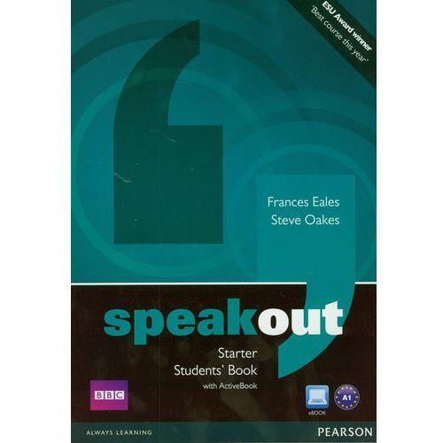Speakout Starter Students' Book Z Płytą Dvd, Eales, Frances / Oakes, Steve