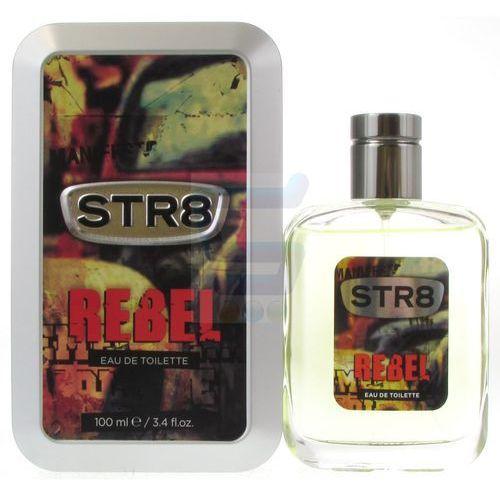 STR8 Rebel Men 100ml EdT. Tanie oferty ze sklepów i opinie.