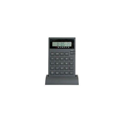 Kalkulator z zegarem na stojaku, DF058