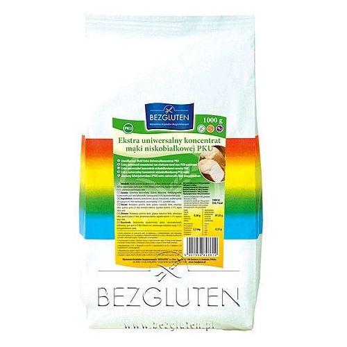 Bezgluten Extra uniwersalny koncentrat mąki niskobiałkowej pku 1000g
