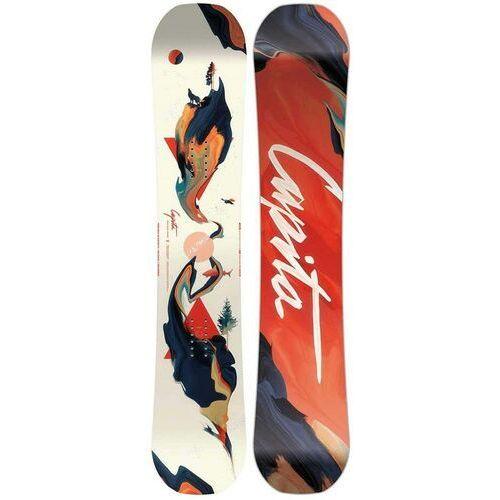 Snowboard - space metal fantasy 145 (multi) rozmiar: 145 marki Capita