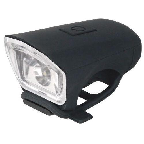 Just One przednia lampka rowerowa Vision 2.0 black