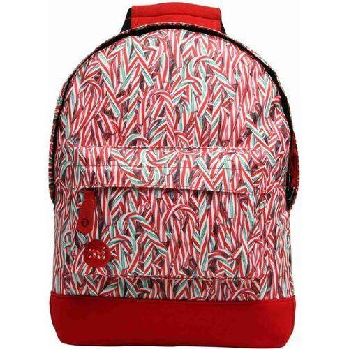 Plecak - mini candy canes red multi (005) rozmiar: os marki Mi-pac