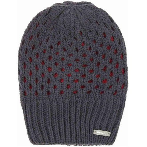 czapka zimowa BENCH - Rainbowgrey Dark Navy Blue Ny019 (NY019) rozmiar: OS, kolor niebieski
