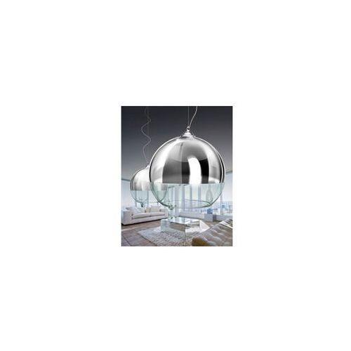 Azzardo lampa wisząca SILVER BALL chrom LP5034-L, kolor srebrny