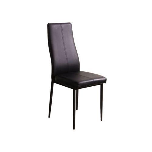 Nowoczesne krzesło H-145 black