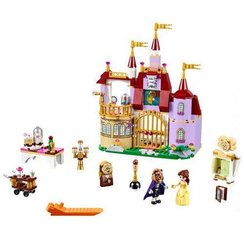Lego DISNEY PRINCESS Disney Princess, Zaczarowany zamek Belli 41067, klocki do zabawy