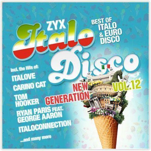Zyx music Italo disco new generation 12 [2cd]