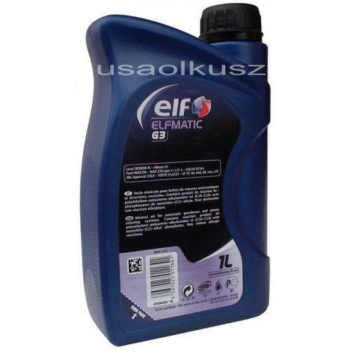 Produkt dostępny! matic g3 mineralny olej do automatycznej skrzyni biegów 1l marki Elf