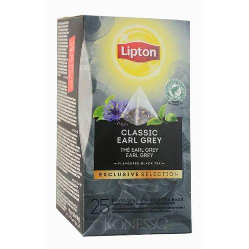 Czarna herbata Lipton Piramida Classic Earl Grey 25 kopert (herbata czarna)
