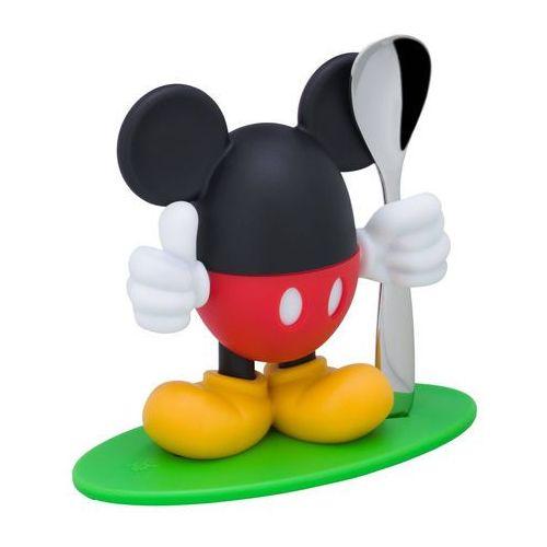 Podstawka na jajko i łyżeczka Myszka Miki WMF Disney (1296386040) (4000530702418)