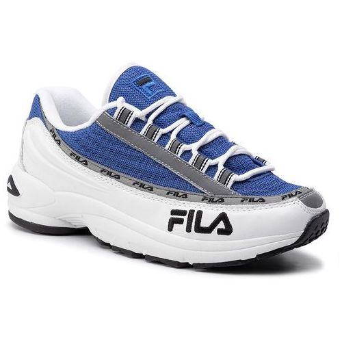 Sneakersy FILA - Dstr97 1010570.02B White/Electric Blue