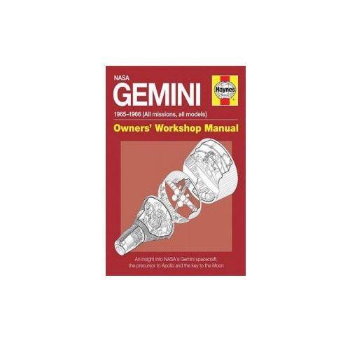NASA Gemini Owners' Workshop Manual, Woods, David / Harland, David - Dobra cena!