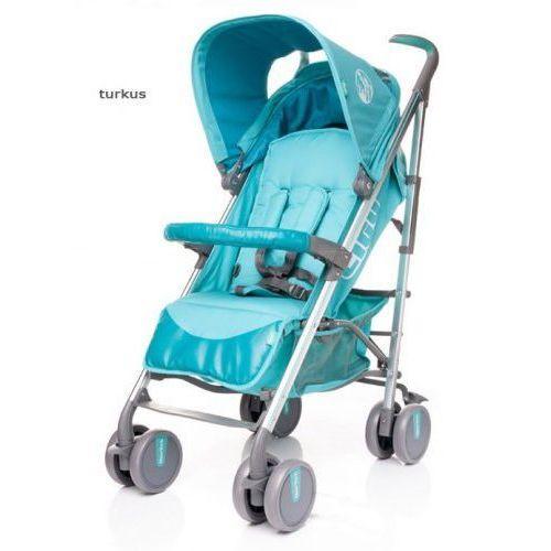 Wózek spacerowy 4baby City Turkus, 0111-391CF_20160302212004. Najniższe ceny, najlepsze promocje w sklepach, opinie.