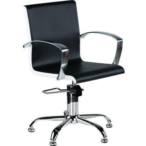 Fotel fryzjerski Partner Czarny 48h Ayala