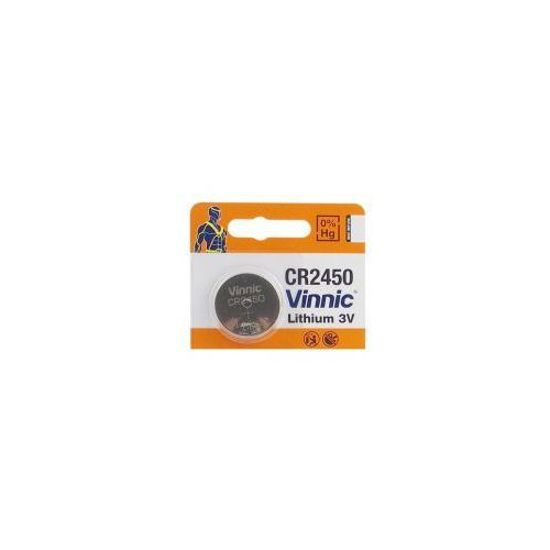 bateria litowa Vinnic CR2450