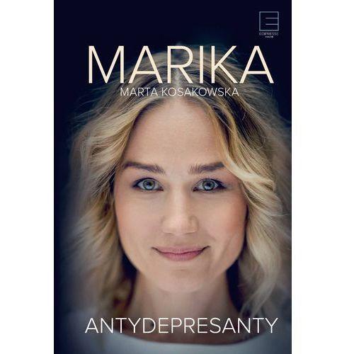 Marika Marta Kosakowska: Antydepresanty e-book, okładka ebook (2016)