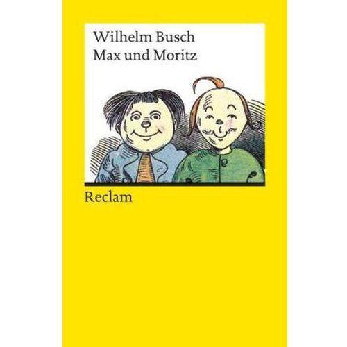 Max und Moritz (9783150182185)