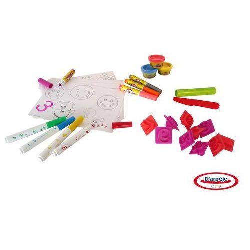 Playdoh zestaw uczę się cyferek - marki Tm toys
