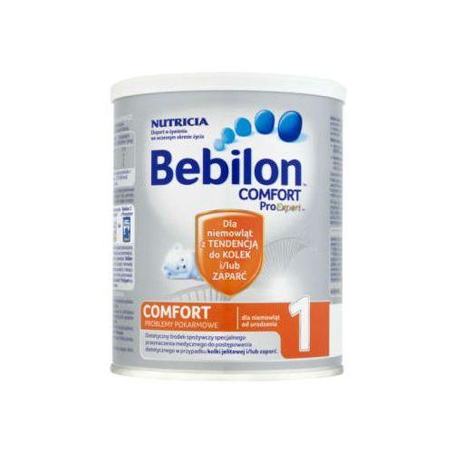 Bebilon COMFORT 1 ProExpert mleko początkowe na kolki i zaparcia od urodzenia 400g, 30870