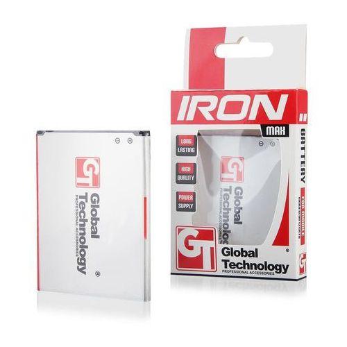 Bateria gt iron microsoft 640 1900mah 5901836140197 - odbiór w 2000 punktach - salony, paczkomaty, stacje orlen marki Global technology