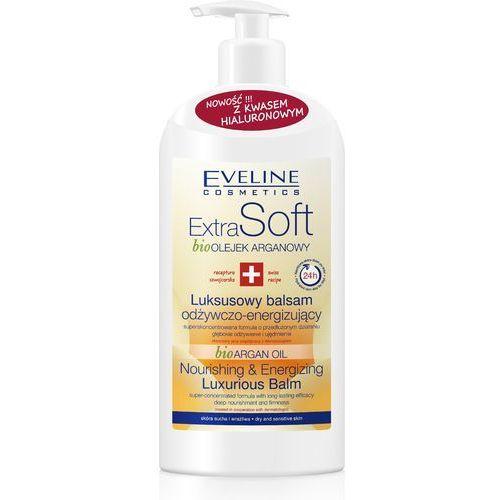 Eveline extra soft luksusowy balsam odżywczo-energizujący 350 ml (5907609381958)