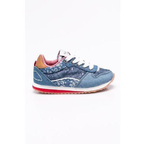 - buty dziecięce sydney indigo marki Pepe jeans