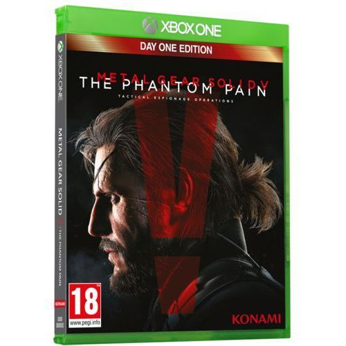OKAZJA - Metal Gear Solid 5 The Phantom Pain (Xbox One)