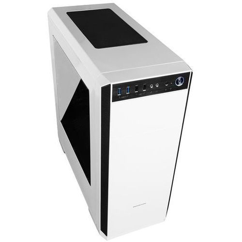 Obudowa Modecom OBERON PRO ATX USB 3.0 White bez zasilacza (5901885248394)